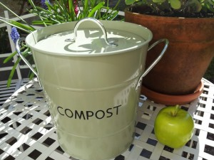 Green Compost Pail