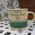 Potting Shed Tea Mug