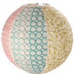 Vintage Style Paper Lamp Shade – Multi Pattern Design