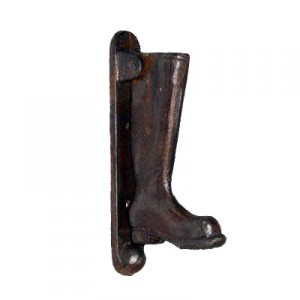 Cast Iron Boot Knocker